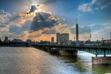 Crucero con almuerzo por el río Nilo en El Cairo