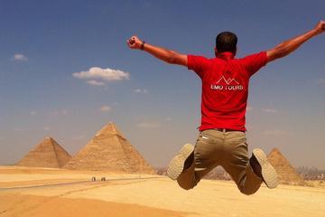 Excursión privada de día completo a las pirámides de Gizeh, traslados...