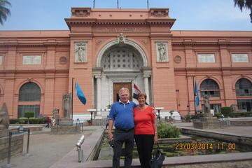 Excursion d'une demi-journée au musée égyptien