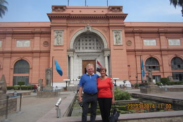 Half-Day Tour of the Egyptian Museum