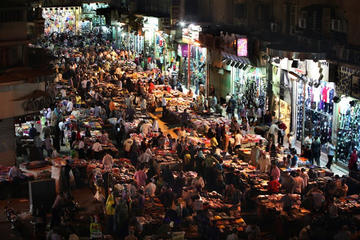 Private Half-Day Tour: Explore a Local Cairo Market and Neighborhood