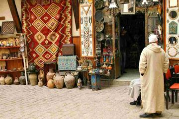 Fes handicraft tours and Shopping
