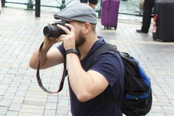 Excursão a pé para Sydney: Introdução à fotografia