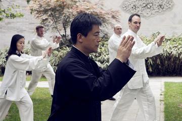 Un tour di un giorno intero di Tai Chi a Pechino