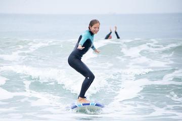 Lezione privata di surf a Los Angeles