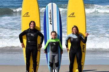 Book Malibu Private Surf Lesson on Viator