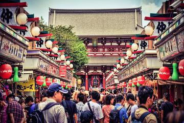 Tour a piedi Hello Tokyo: Meiji