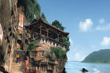 4日間の峨眉山ハイキングとJiayang蒸気機関車プライベートツアー