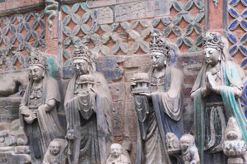 Custom Day Tour: Dazu Rock Carvings