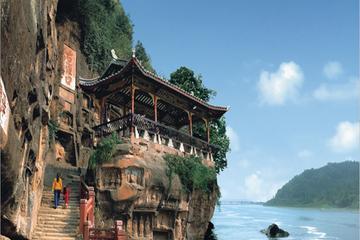 Excursion privée de 4jours de randonnée à Emeishan et train à vapeur...