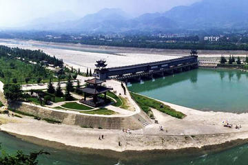 Mount Qingcheng and Dujiangyan Dam Guided Day Trip from Chengdu