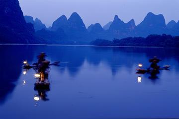 One Day Li River Cruise Coach Tour