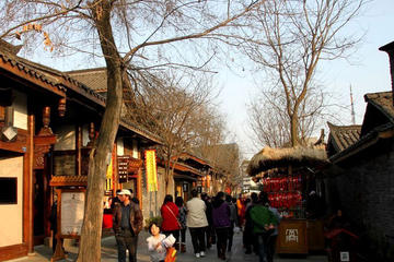 Private Chengdu Entdeckungstour mit dem Fahrrad