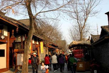 Visite privée à vélo d'une journée à la découverte de Chengdu