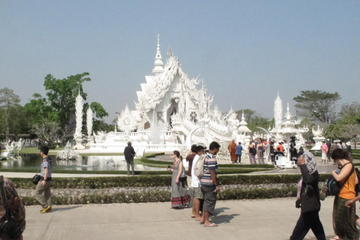Chiang Rai Tour from Chiang Mai City
