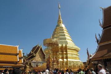 Doi Suthep Temple et village de Tribu...