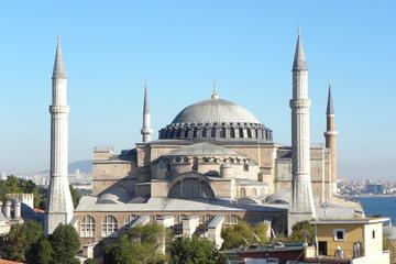 Visite guidée privée au départ d'Istanbul