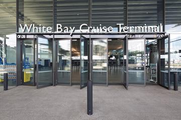 Sydney Airport to White Bay Port transfer