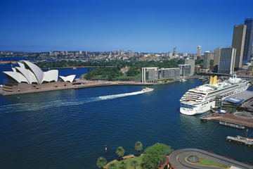Sydney Port Departure Transfer: City Hotel to Cruise Port