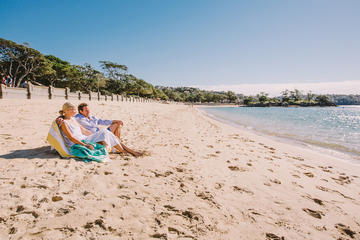 Sydney Shore Excursion: Half-Day Sydney City Highlights with Bondi Beach and Watsons Bay