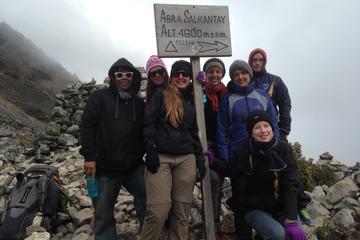 5-tägige Salkantay-Wanderung nach Machu Picchu