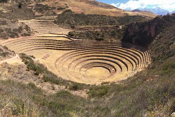 Chinchero Maras Moray and Salt Mines from Cusco