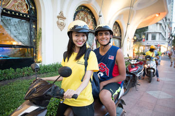 Halbtägige Stadtbesichtigung von Ho Chi Minh City auf dem Motorrad...