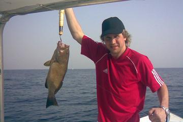 Deep sea fishing in Dibba Fujairah