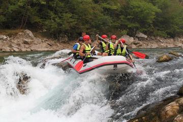 Rafting on the Neretva River