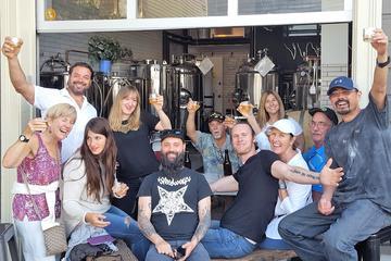 Excursão a pé de Cerveja Artesanal em...