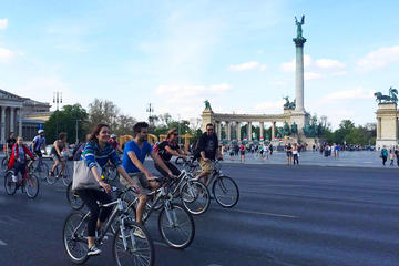 Budapest Private Bicycle Tour With Historian Guide