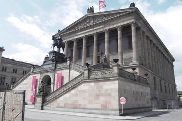 Excursão a pé de meio dia à Antiga Galeria Nacional de Berlim e sobre...