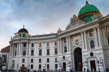Excursão a pé histórica de meio dia particular em Viena: a cidade de...