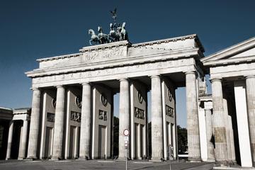 Excursão de meio dia histórica para grupos em Berlim Oriental