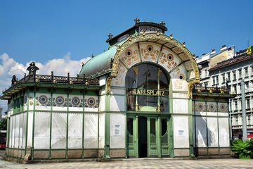 Small Group 3-hour History Tour of Vienna Art Nouveau: Otto Wagner...