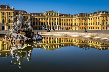 Schönbrunn Palace Half-Day Small-Group Tour