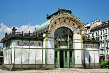 Tour storico di Vienna di 3 ore per piccoli gruppi: Art Nouveau, Otto