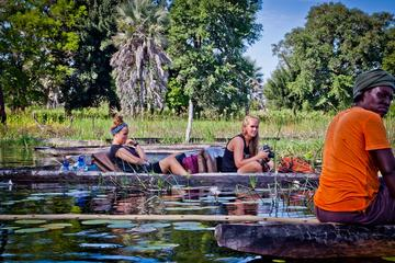7-Day Small Group Okavango Wilderness ...