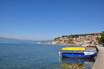 Halve dagwandeling door Ohrid