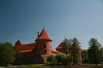 Day Tour around Vilnius city and Trakai Castle