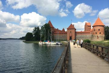 Small-Group Sightseeing Tour to Paneriai Memorial Park and Trakai...
