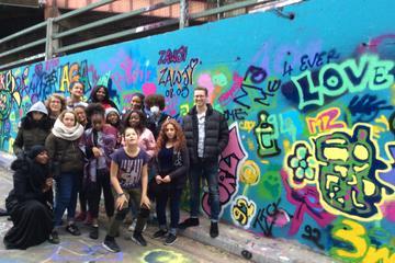 Visite à la découverte de l'art de la rue de Shoreditch et atelier