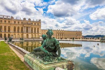 Schloss und Park von Versailles...