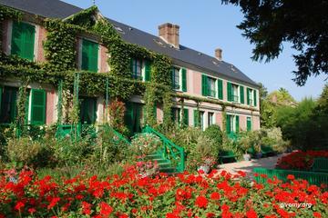 Visite guidée privée d'une journée complète de Giverny et de...