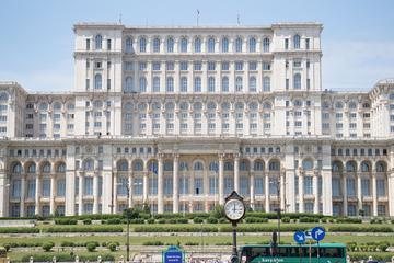Führung durch das kommunistische Bukarest