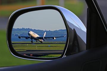 Privévervoer van luchthaven Schiphol naar Amsterdam