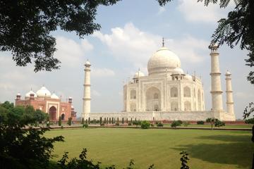 """Tour privato di 5 giorni del """"triangolo d'oro"""": Agra e Jaipur da Delhi"""