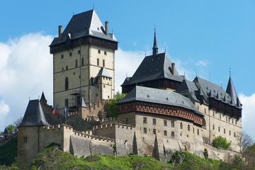 Excursion au château de Karlstejn au départ de Prague