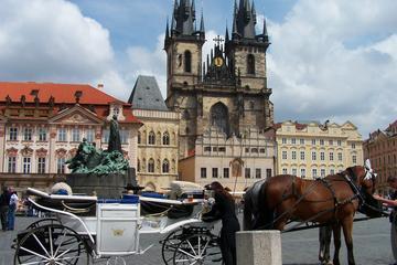 Panoramablick auf Prag - kurze Einführung in die Stadt