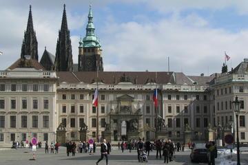 Tour van een halve dag naar de Praagse burcht, inclusief Gouden ...